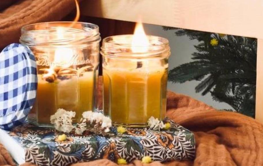 Sveče z eteričnimi olji