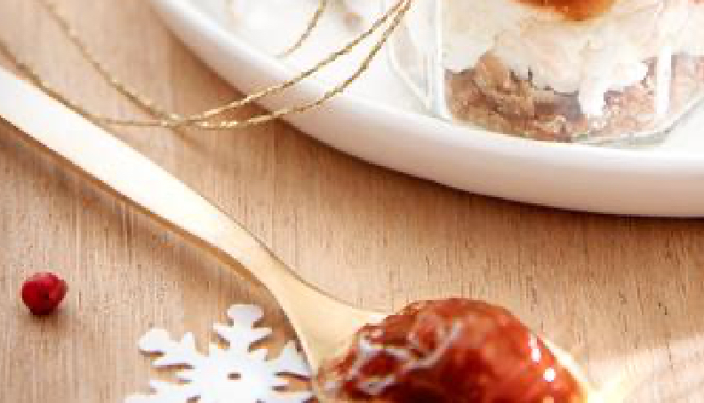Kozarčki s slivovo marmelado